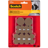 Brown Gripping Pads Value Pack