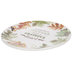 Give Thanks Round Platter