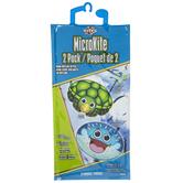 Turtle & Pufferfish Microkites