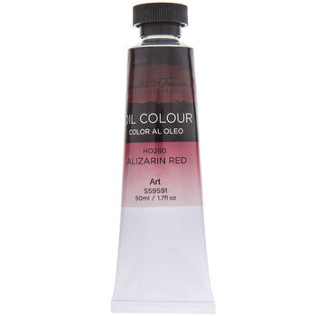 Alizarin Red Master's Touch Oil Paint - 1.7 Ounce