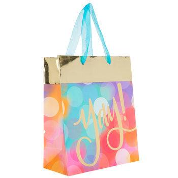 Yay Polka Dot Gift Bag