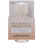 Maple & Cream Latte Refresher Oil