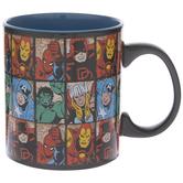 Marvel Avengers Grid Mug