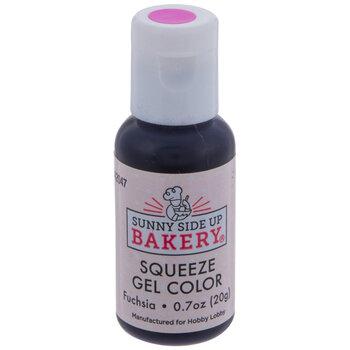Fuchsia Squeeze Gel Color - 20 Gram