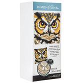 Owl Latch Hook Kit