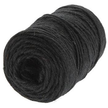 Black Jute - 2mm