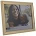 Metallic Gold Beveled Frame - 14