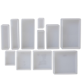 Square & Rectangle Resin Molds