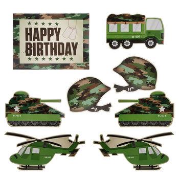 Camouflage Cutouts