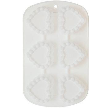 Heart Soap Mold