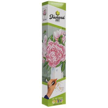 English Roses Diamond Art Intermediate Kit