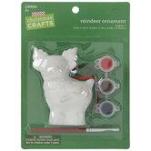 Reindeer Ornament Craft Kit