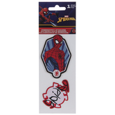 Spider-Man Embroidery Stickers
