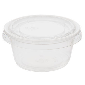 Portion Cups With Lids