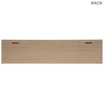 Believe In Unicorns Plank Wood Wall Decor