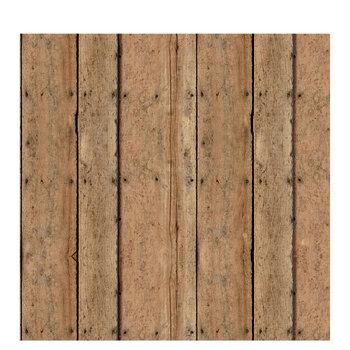 "Wood Fence Scrapbook Paper - 12"" x 12"""