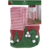 Elf Boots Table Leg Covers