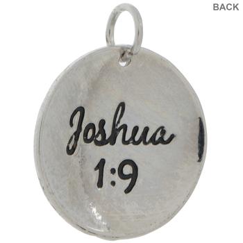 Joshua 1:9 Charm