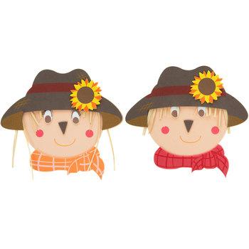Scarecrows Foam Craft Kit
