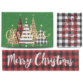 Merry Christmas Plaid Gift Boxes