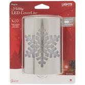 Snowflake LED Night Light