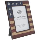 "American Flag Frame - 5"" x 7"""