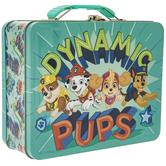 Paw Patrol Dynamic Pups Tin Lunchbox