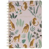 Leopard Jungle Notebook