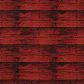Red Barn Wood Cotton Calico Fabric