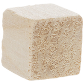 Natural Wood Blocks - 5/8""