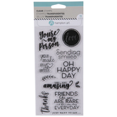 You're My Person Clear Stamps