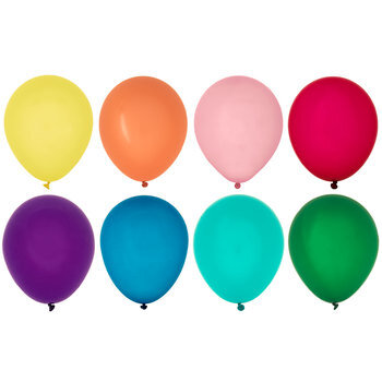 Assorted Balloons