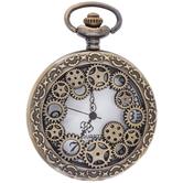 Steampunk Pocket Watch Pendant