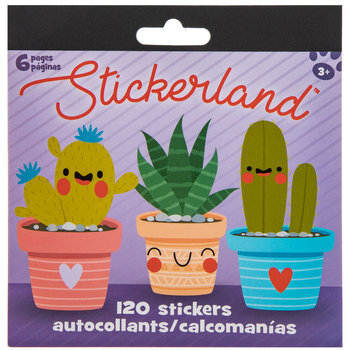 Happy Succulents Stickerland Stickers