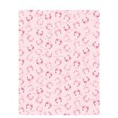 """Pink Tiny Toes Scrapbook Paper - 8 1/2"""" x 11"""""""