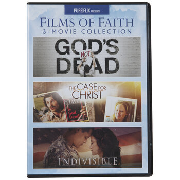 Films Of Faith 3-Movie Collection (DVD)