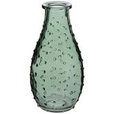 Hobnail Glass Vase