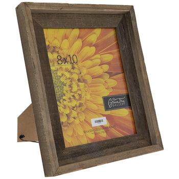 "Rustic Wood Frame - 8"" x 10"""