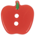 Red Apple Buttons