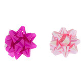 Pinks Mini Bows  - 1""