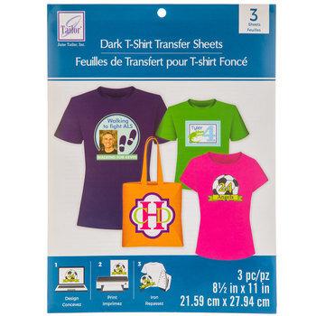 "T-Shirt Transfer Sheets - 8 1/2"" x 11"""