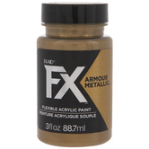 Armour Metallic Flexible Acrylic Paint