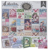 "Calendar Collection Paper Pack - 12"" x 12"""