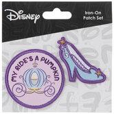 Disney Cinderella Iron-On Appliques