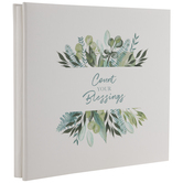 "Count Your Blessings Post Bound Scrapbook Album - 12"" x 12"""