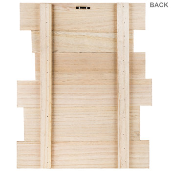 Wood Pallet Board Wall Decor