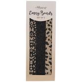 Leopard Print Emery Boards