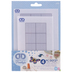 Freestyle Grid Diamond Dotz Adhesive Fabric Sheets