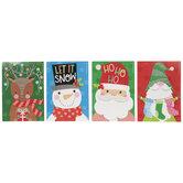 Rhinestone Christmas Card Craft Kit