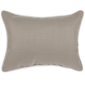 Pillow With White Trim